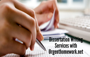 Dissertation writers net